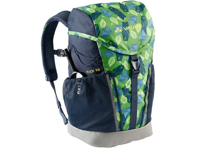 VAUDE Puck 10 Backpack Kids, groen/blauw